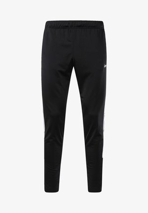 TRAINING ESSENTIALS TRACK JOGGERS - Pantalon de survêtement - black