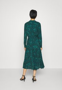 mbyM - BILJANA - A-line skirt - dark green - 2