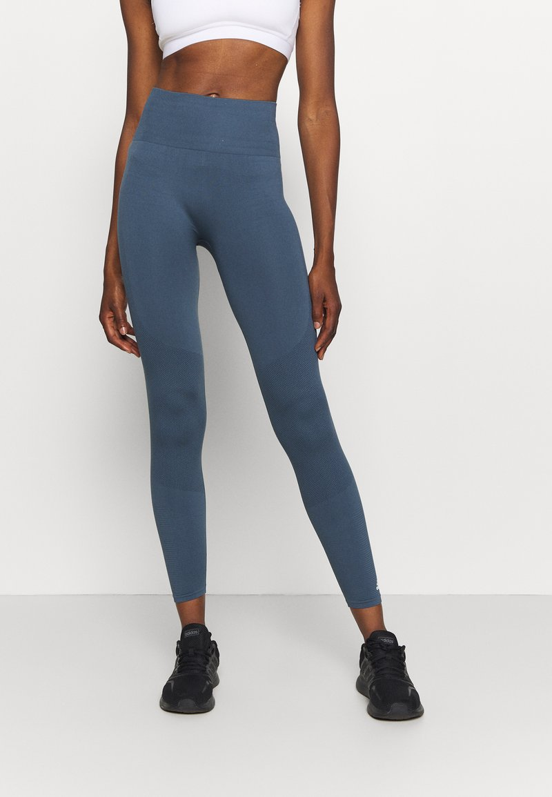 adidas Performance - SMLSS  - Tights - legacy blue