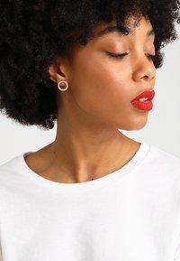 Pilgrim - EARRINGS VICTORIA - Earrings - rosegold-coloured - 1