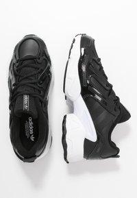 adidas Originals - EQT GAZELLE  - Sneakersy niskie - core black/footwear white - 3