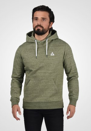 HENNER - Hoodie - forest night green