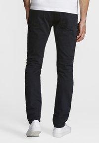 Bruun & Stengade - NEAL - Slim fit jeans - dark vintage - 2