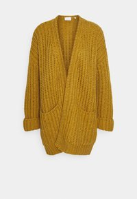Rich & Royal - Cardigan - golden yellow - 0