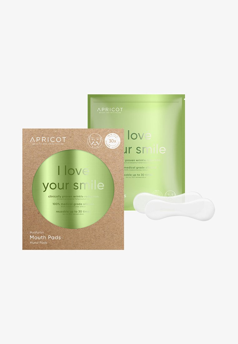 APRICOT - LIP AREA PADS WITH HYALURON - Anti-Aging - -