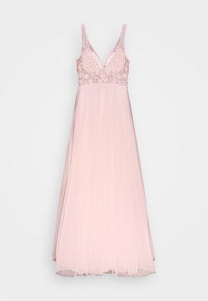 Suknia balowa - pastel pink