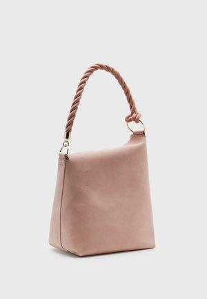 SATCHEL BAG - Handbag - make-up