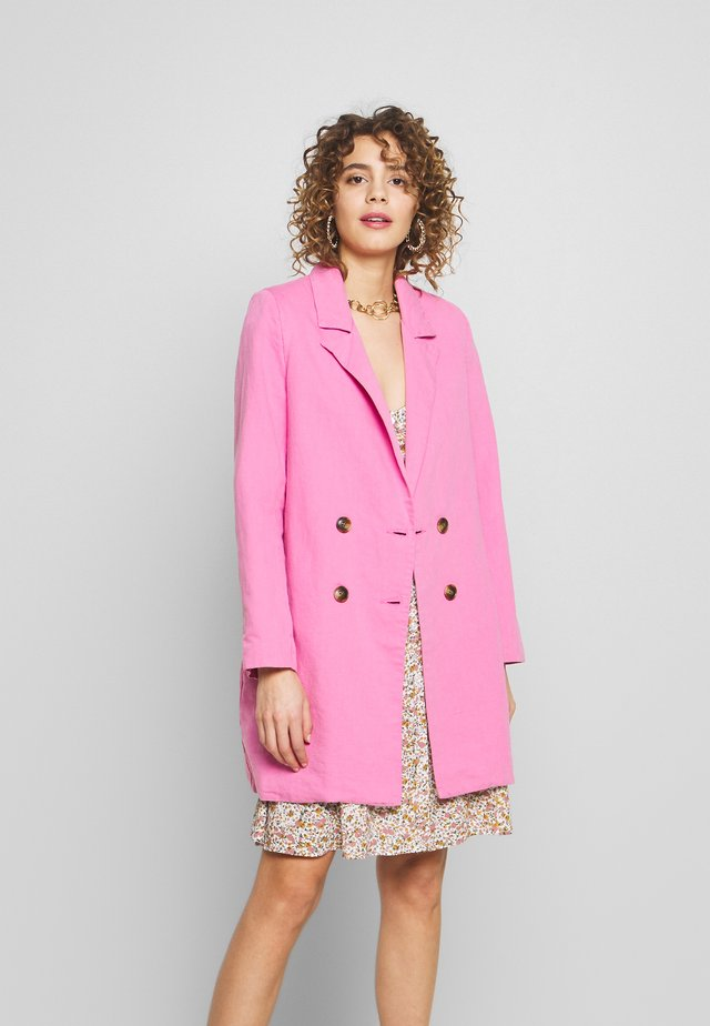HELENE JACKET - Short coat - hot pink