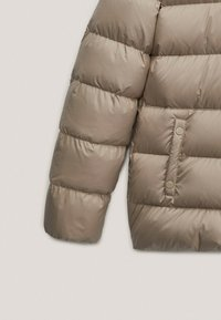 Massimo Dutti - Down jacket - beige - 6