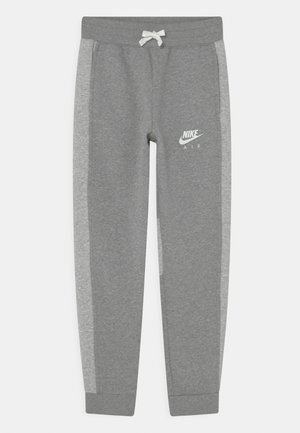 AIR PANT - Pantalones deportivos - dark grey heather/grey heather