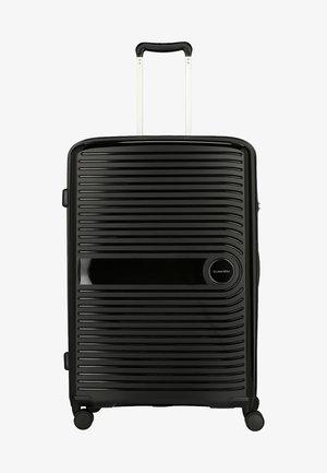 CERIS - Wheeled suitcase - black