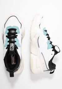 Puma - NOVA - Trainers -  white/pastel parchment - 3