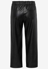 BRAX - STYLE MAINE S - Trousers - black - 6