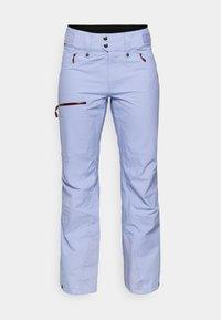 LOFOTEN GORE-TEX PANTS - Snow pants - light blue