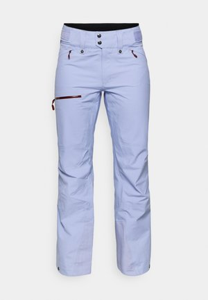 LOFOTEN GORE-TEX PANTS - Pantalón de nieve - light blue