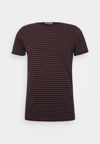 Scotch & Soda - EASY CREWNECK TEE - Print T-shirt - combo - 3