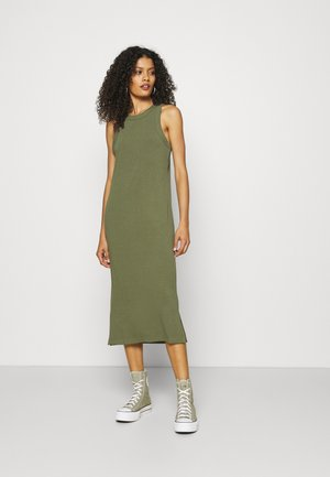 RACER SHEATH - Jumper dress - khaki