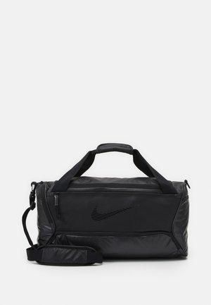 DUFF UNISEX - Sports bag - black/black/black