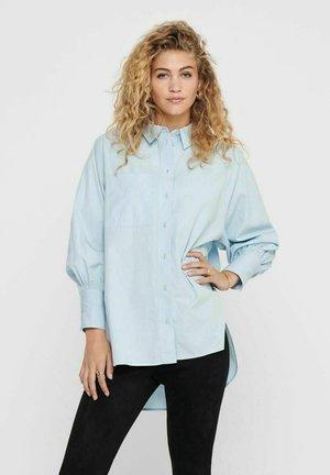 OVERSIZE - Camicia - cashmere blue