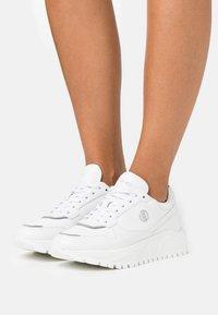 Bogner - NEW MALAGA  - Sneakers laag - white - 0