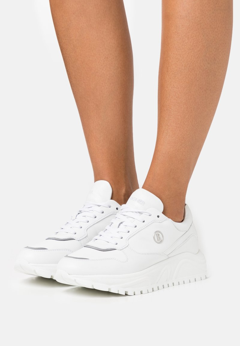 Bogner - NEW MALAGA  - Sneakers laag - white