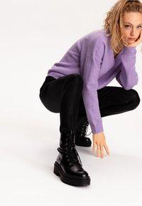 Pimkie - Trousers - schwarz - 1