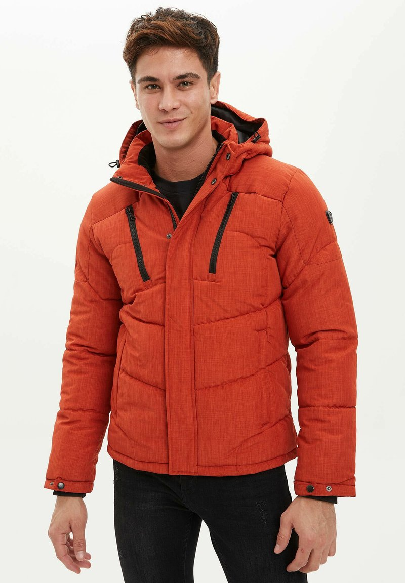 DeFacto - Winter jacket - orange