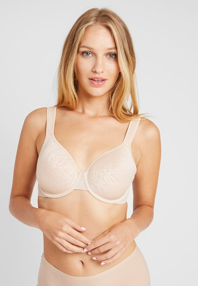 AWARENESS SPACER BRA - Underwired bra - sand