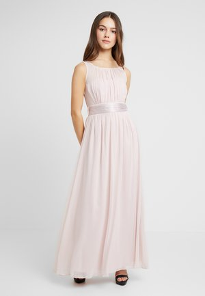 NATALIE MAXI DRESS - Robe de cocktail - blush