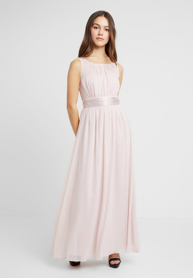 NATALIE MAXI DRESS - Galajurk - blush