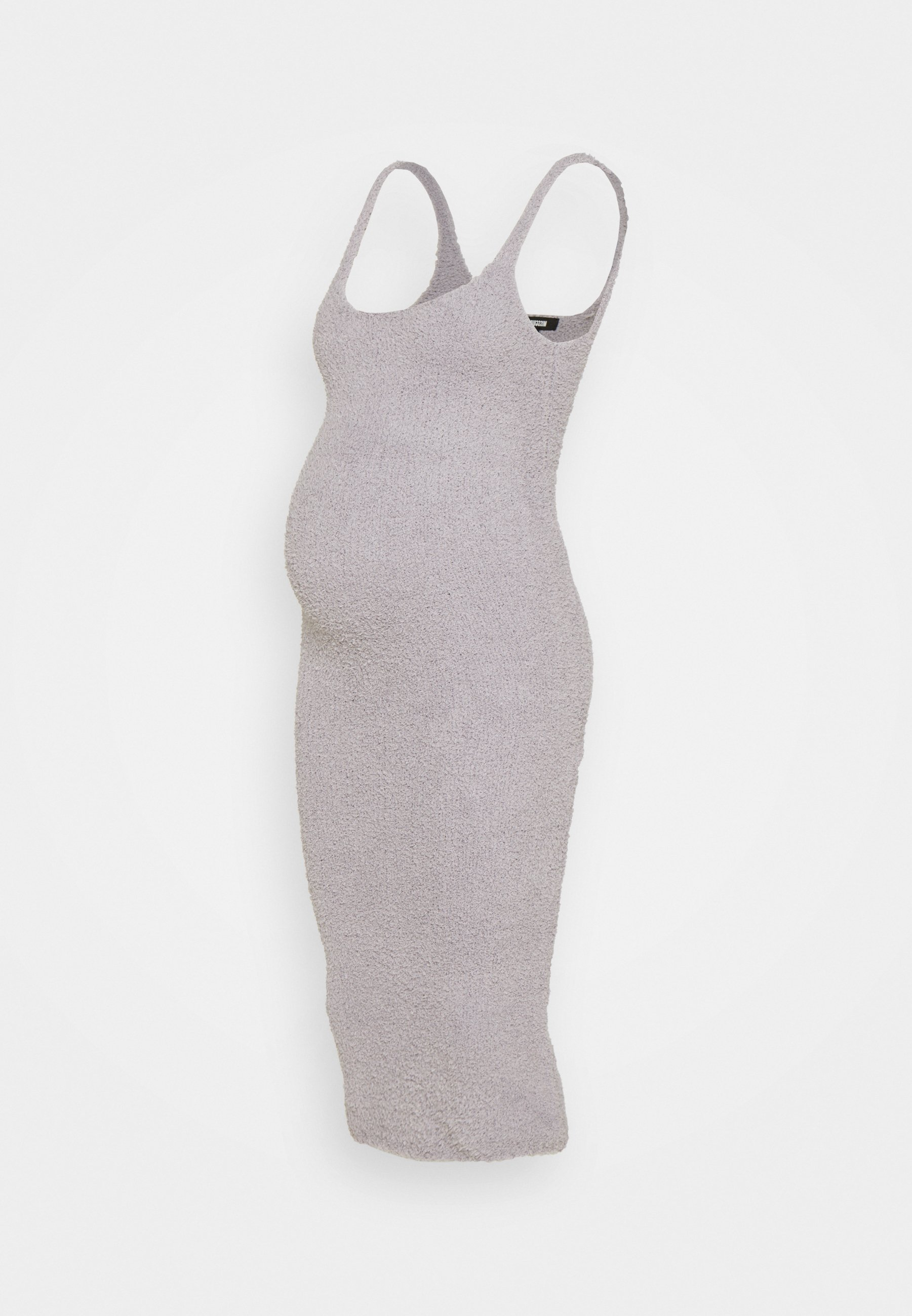 Women MATERNITY POPCORN MIDAXI DRESS - Shift dress