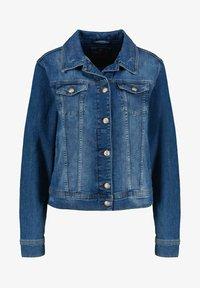 Lieblingsstück - Denim jacket - stoned blue - 0