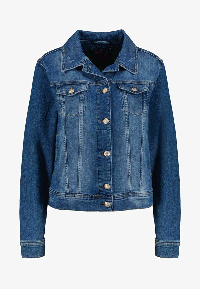 Lieblingsstück - Denim jacket - stoned blue