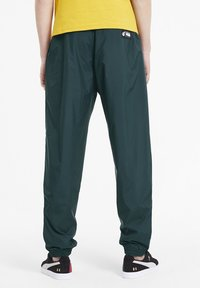 Puma - X THE HUNDREDS - Tracksuit bottoms - ponderosa pine - 2
