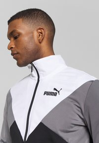 Puma - RETRO TRACK SUIT - Survêtement - black - 5
