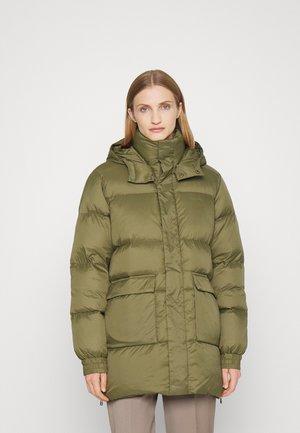SOL JACKET - Down coat - army