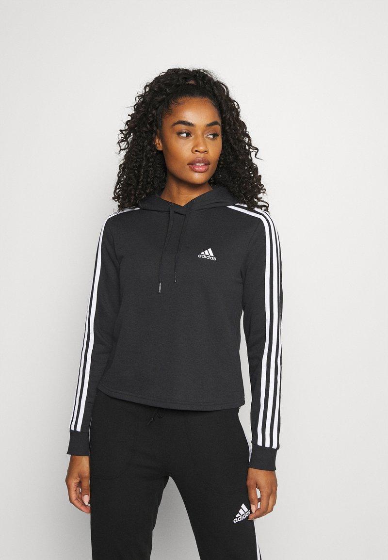 adidas Performance - Huppari - black/white