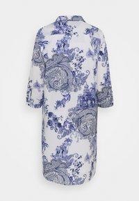 Emily van den Bergh - Robe d'été - white/blue - 1