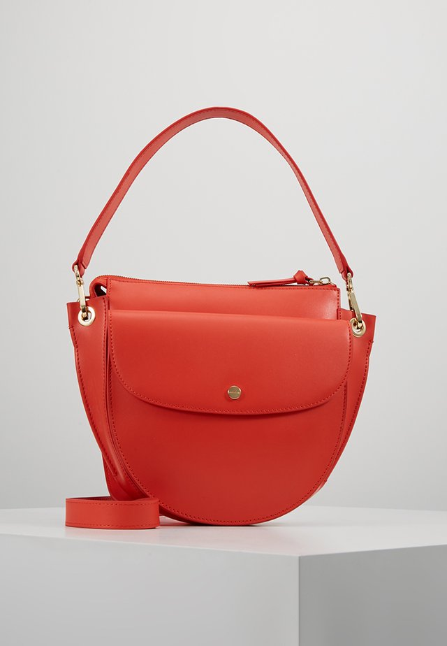 Handbag - tomatoe red