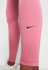 Nike Performance - ONE - Tights - desert berry/black - 4