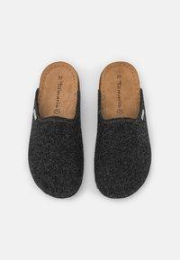 Tamaris - Slippers - black - 5