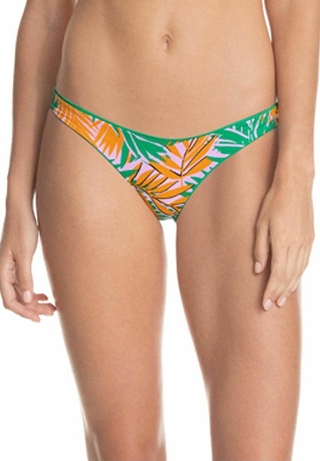 Bas de bikini - green