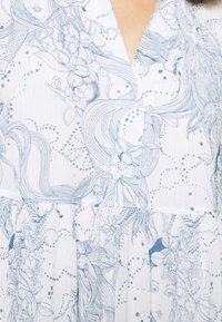 See by Chloé - Day dress - white/blue - 8