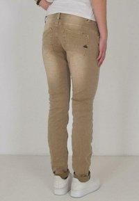 Buena Vista - MALIBU - Jeans Skinny Fit - beige - 1