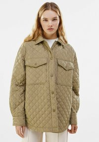 Bershka - Winter jacket - khaki - 0