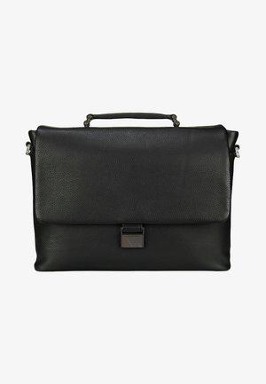 CERVO - Briefcase - black