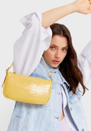 Handväska - mustard yellow