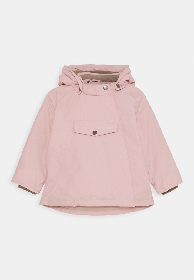 WANG JACKET UNISEX - Winterjas - pale mauve
