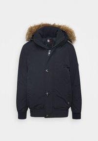 HAMPTON - Down jacket - blue