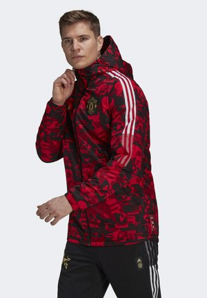 MANCHESTER UNITED CNY PAD JK - Article de supporter - reared black